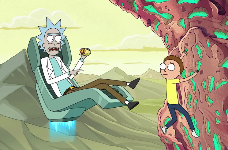 Here's the First Trailer for 'Rick and Morty' Season 4