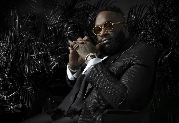 Rick Ross Urges Fans to Avoid Coronavirus 'Fungus' in Confusing PSA