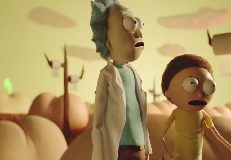 'Rick & Morty' Returns with New Episode and Eight Promo Videos