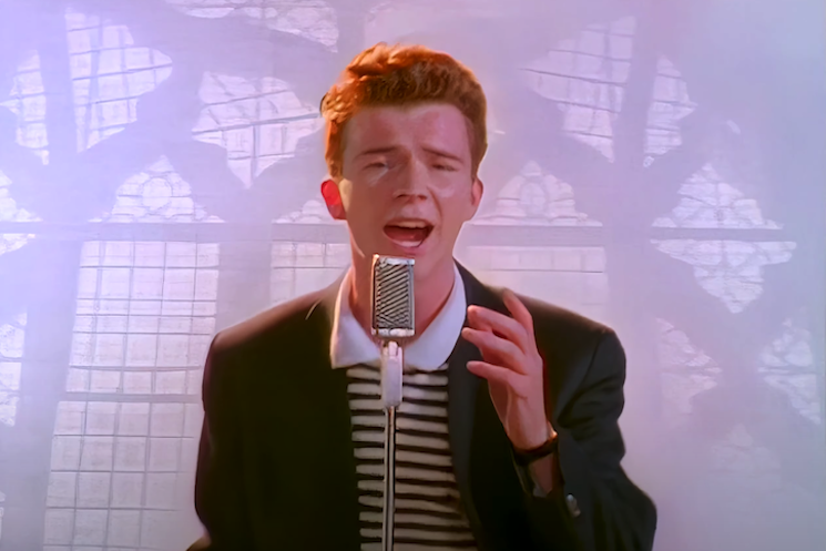 This AI-Remaster of Rick Astley's 'Never Gonna Give You Up' Music Video Is Actually Terrifying