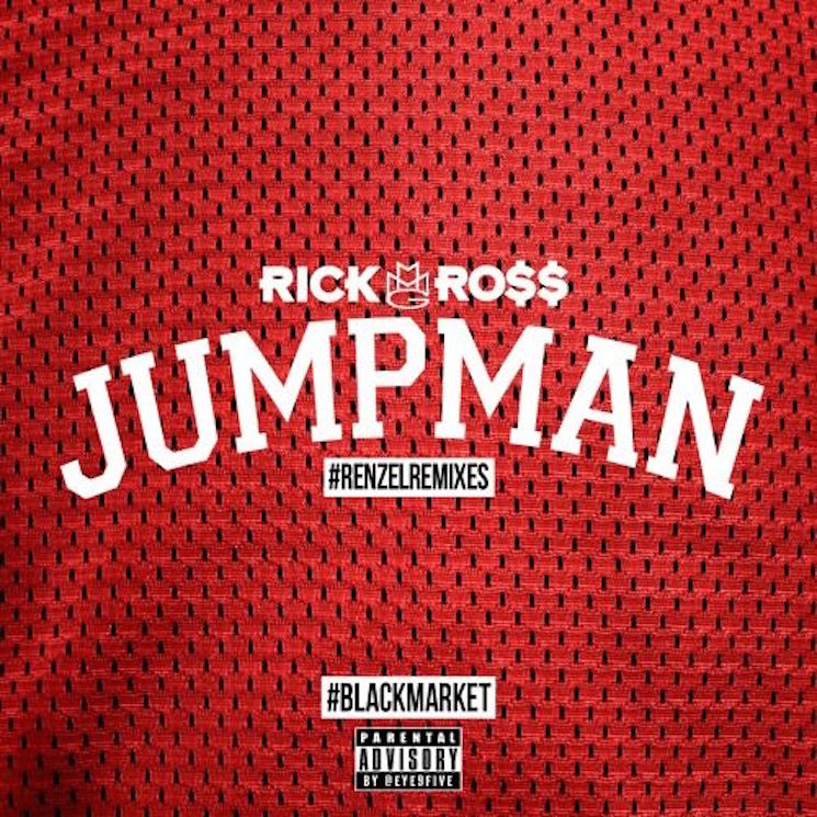 "Rick Ross ""Jumpman"" (remix)"