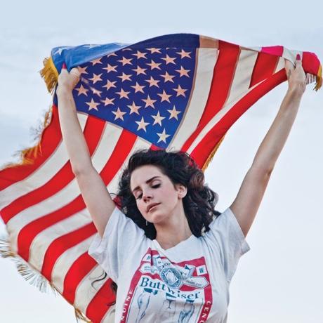 Lana Del Rey 'Dynamite' / 'Noir'