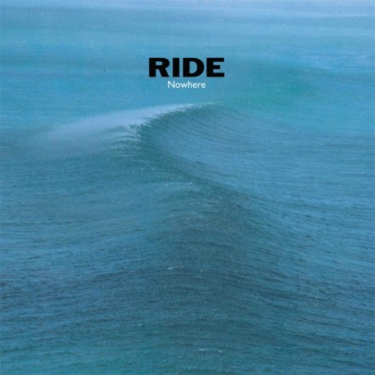 Ride Announce Anniversary 'Nowhere25' Reissue
