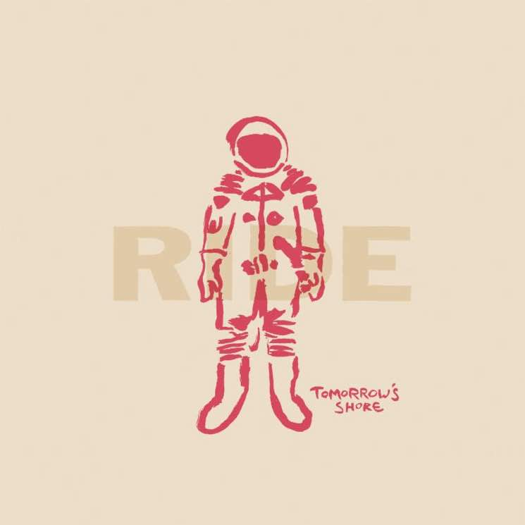 "​Ride Reveal 'Tomorrow's Shore' EP, Share ""Catch You Dreaming"""