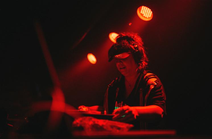 DJ Kwe Rifflandia, Victoria BC, September 14