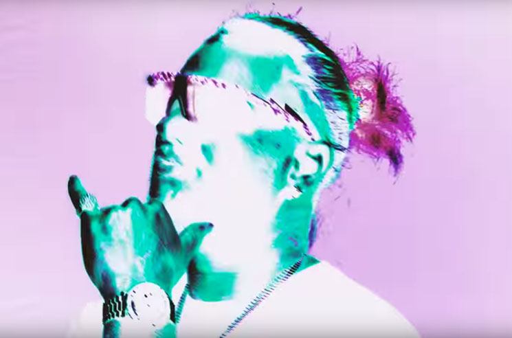Riff Raff 'Wetter Than Tsunami' (video)