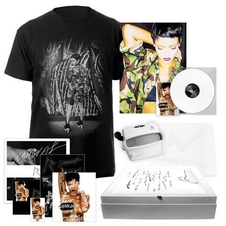Rihanna Reveals $250 'Unapologetic' Box Set