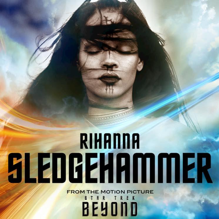 """Rihanna """"Sledgehammer"""""""