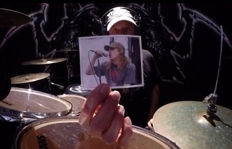 Power Trip and Obituary Members Honour Riley Gale with Tribute Performance