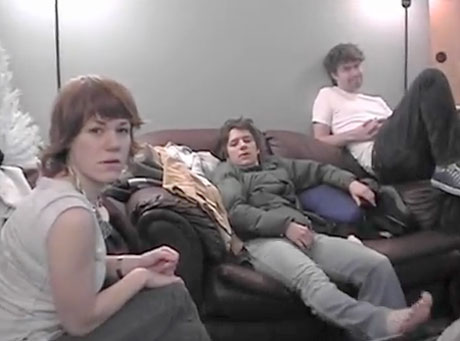 "Rilo Kiley ""Let Me Back In"" (video)"