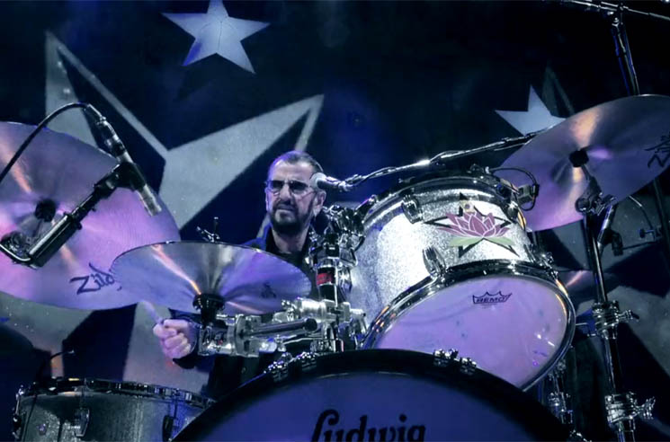 Ringo Starr and His All Starr Band Hit Casino Rama on North American Tour