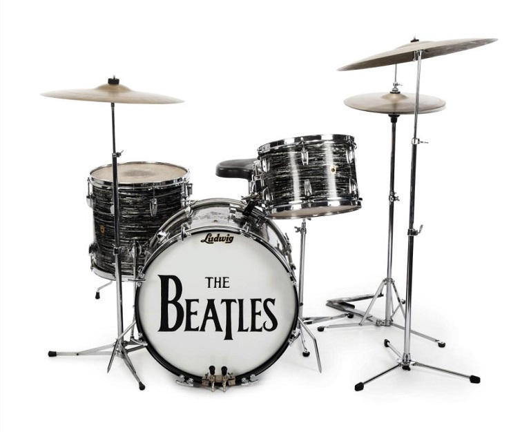 Ringo Starr Putting Beatles' Instruments and Memorabilia Up for Auction
