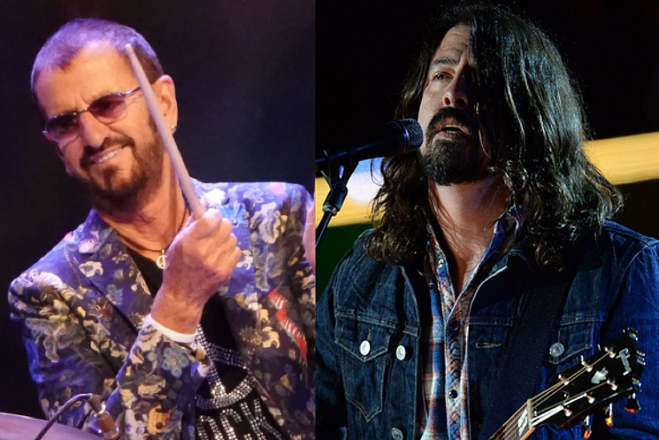 Ringo Starr Reflects on John Lennon's Death in New Interview with Dave Grohl