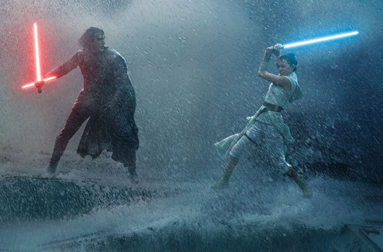 Disney+ Will Stream 'The Rise of Skywalker' Early