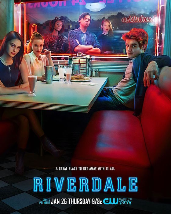 'Riverdale' Renewed for Season 2
