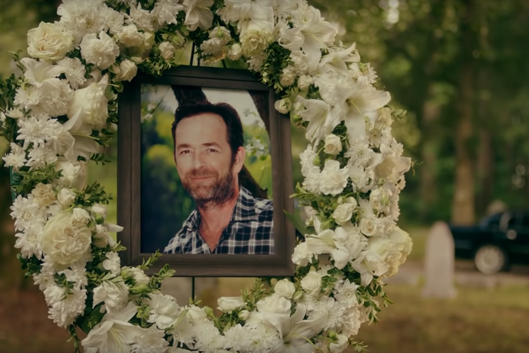 Luke Perry Was Not Included in the 'In Memoriam' Montage at the Oscars