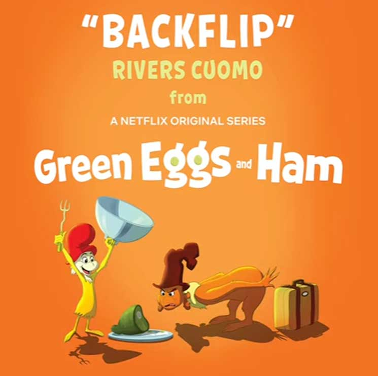 Rivers Cuomo Steps Away from Weezer for 'Green Eggs and Ham'