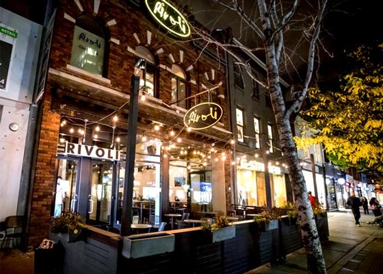 Toronto's Rivoli Is for Sale