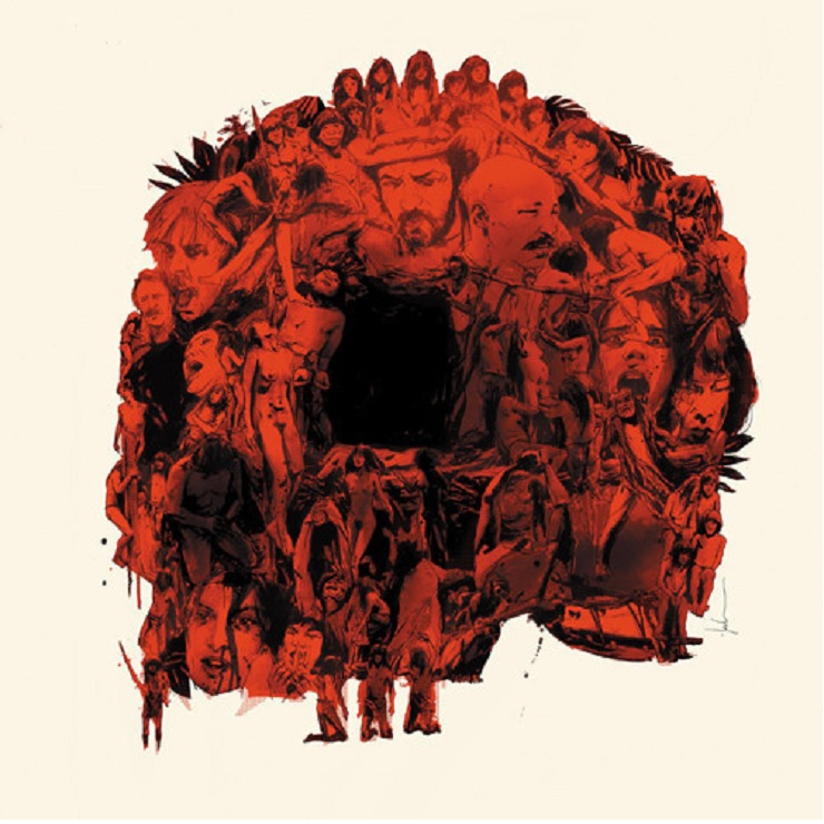 Riz Ortolani 'Cannibal Holocaust' (film score sampler)