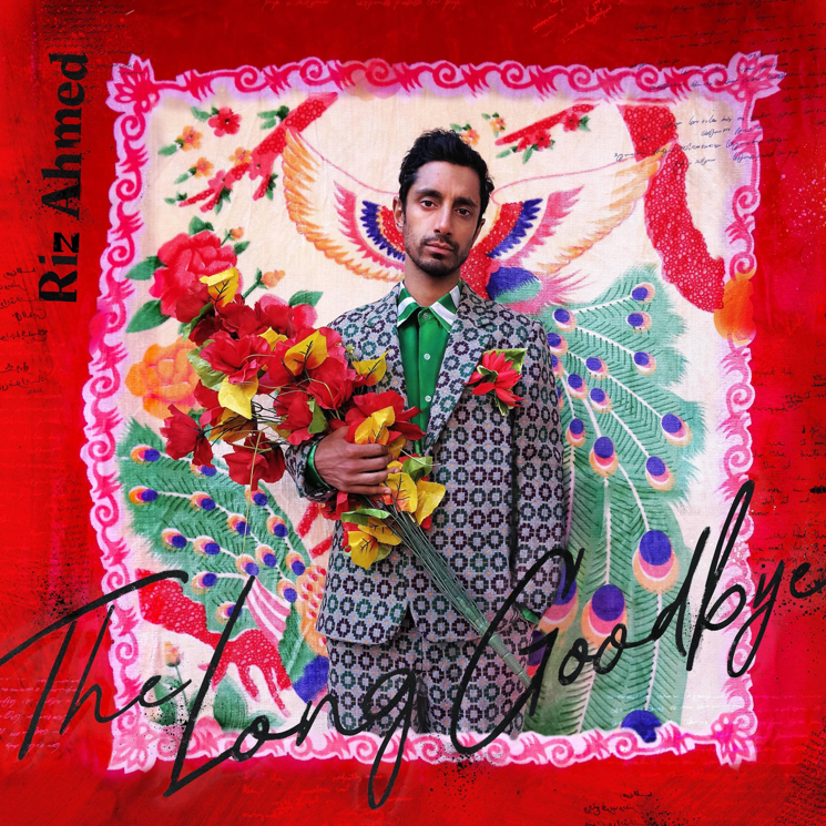 Riz Ahmed Announces New Album 'The Long Goodbye'