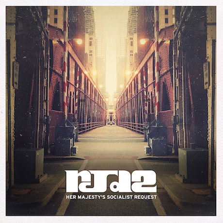 "RJD2 ""Her Majesty's Socialist Request"""