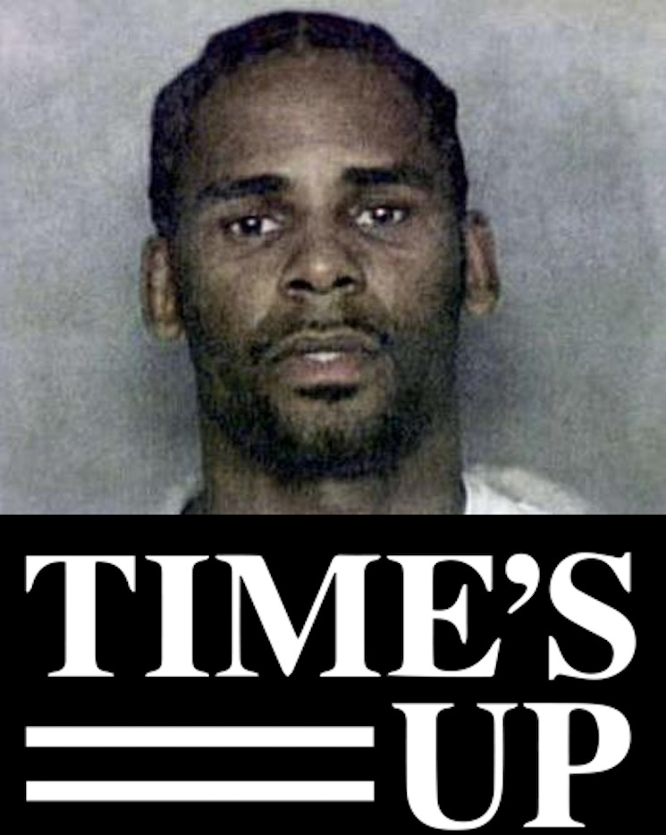 "Time's Up Launches Campaign to ""Mute"" R. Kelly"