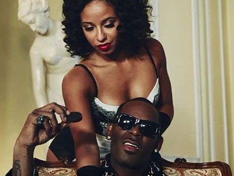 "R. Kelly ""Cookie"" (video)"