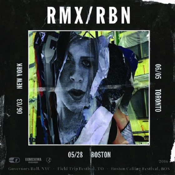 Robyn Reveals Remix Project