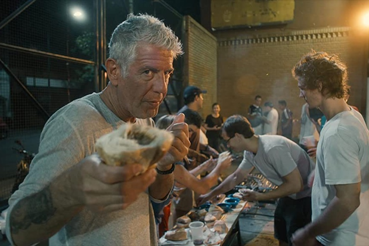 'Roadrunner' Gets to the Essence of Why Anthony Bourdain Was So Beloved Directed by Morgan Neville