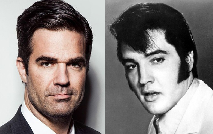 Rob Delaney Filmed Scenes as Elvis for 'Rocketman'