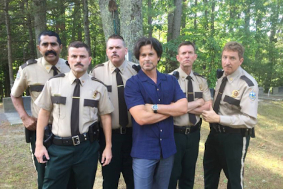 Rob Lowe Will Play a Quebecois Mayor in 'Super Troopers 2'