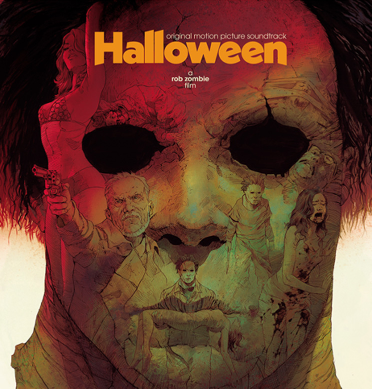Rob Zombie's 'Halloween' Soundtracks Are Finally Coming to Vinyl