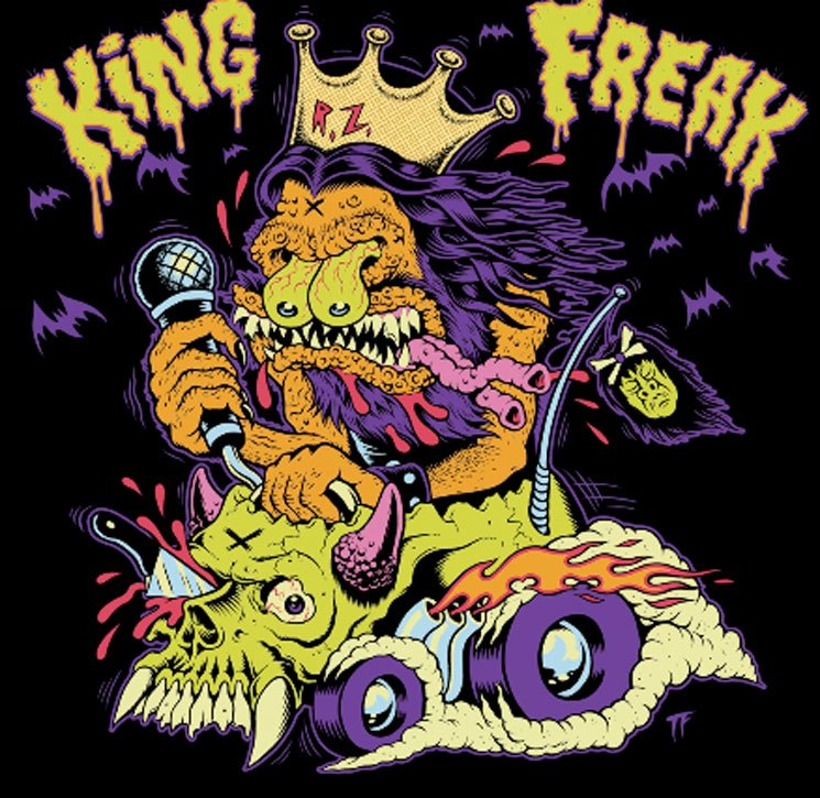 Hear Rob Zombie's Return with 'King Freak'