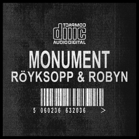 Röyksopp & Robyn 'A Monument to Everything' (Kindness remix ft. Busiswa)