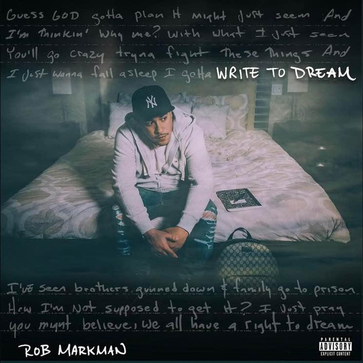 Rob Markman Write to Dream