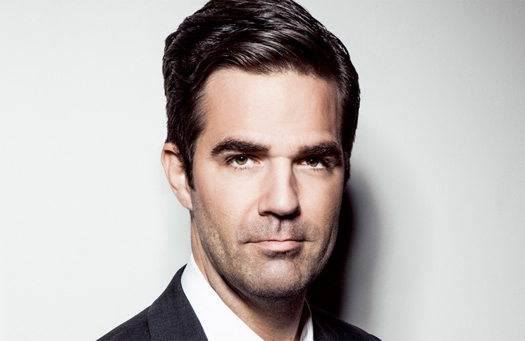 'Catastrophe' Star Rob Delaney Loses 2-Year-Old Son to Brain Cancer