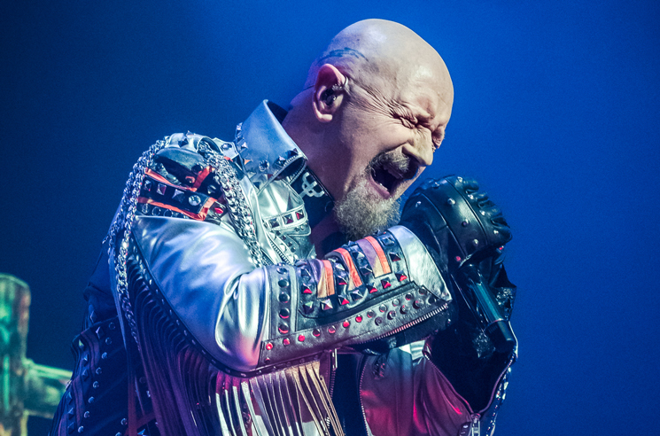 Rob Halford Has 'Always Wanted to Make a Blues Record'