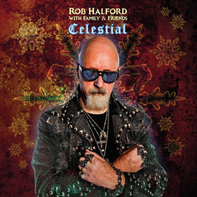 Judas Priest's Rob Halford Is Making Another Christmas Album