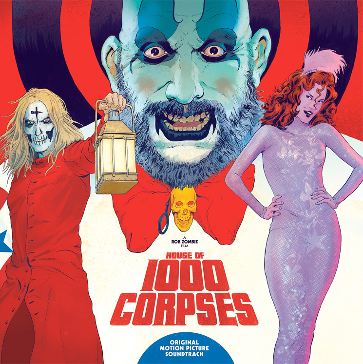 Rob Zombie's Soundtracks to 'House of 1000 Corpses,' 'The Devil's Rejects' and '3 From Hell' Are Coming to Vinyl