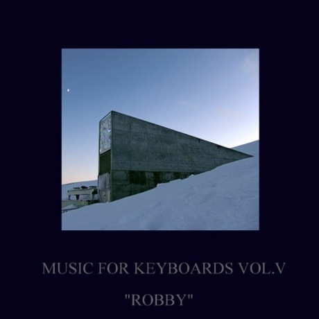 d'Eon 'Music for Keyboards Vol. V: Robby'