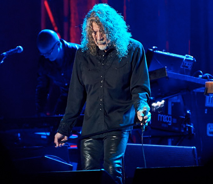 Robert Plant & the Sensational Space Shifters CityFolk Festival, Ottawa ON, September 15