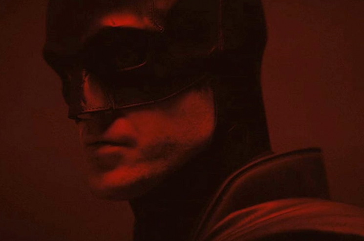 Here's Our First Look at Robert Pattinson as Batman