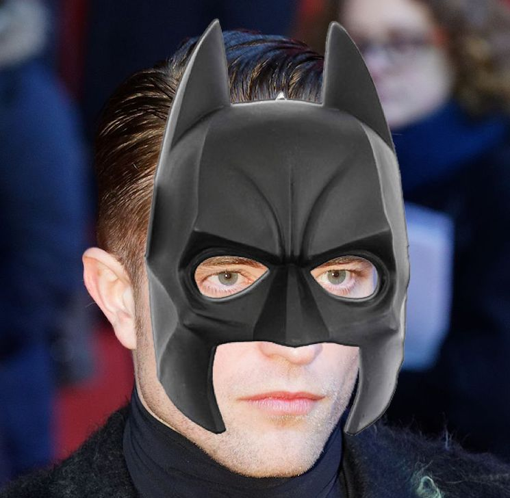 Robert Pattinson Is Officially Batman