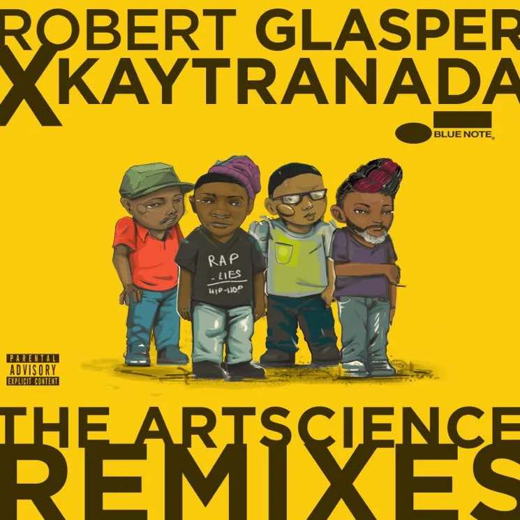 Hear Kaytranada Rework Robert Glasper on 'The Artscience Remixes'