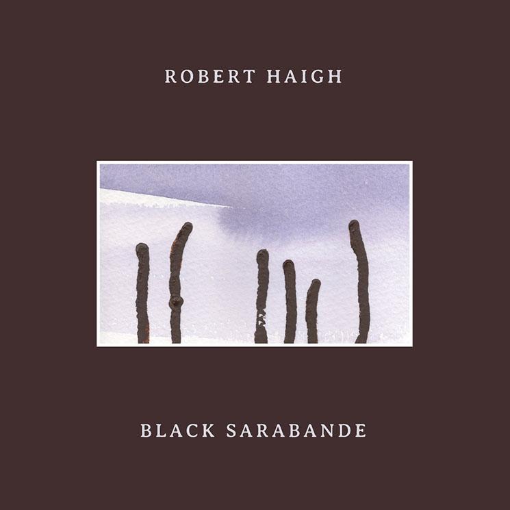 Robert Haigh Black Sarabande