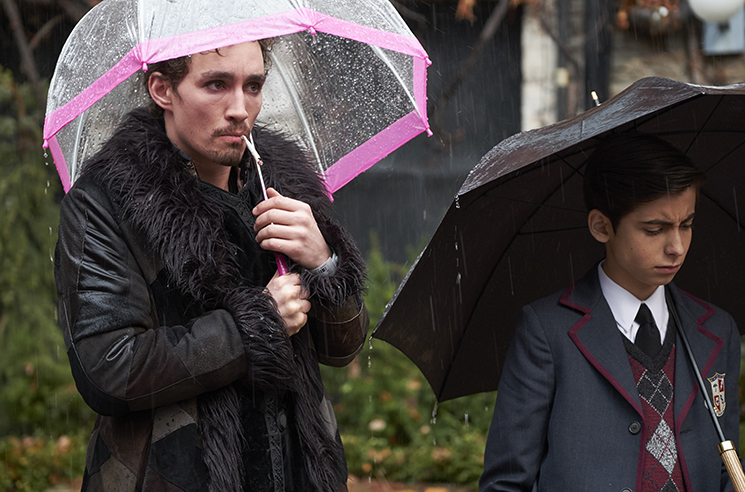 Robert Sheehan Wants to Play Nathan from 'Misfits' Again —With a Catch