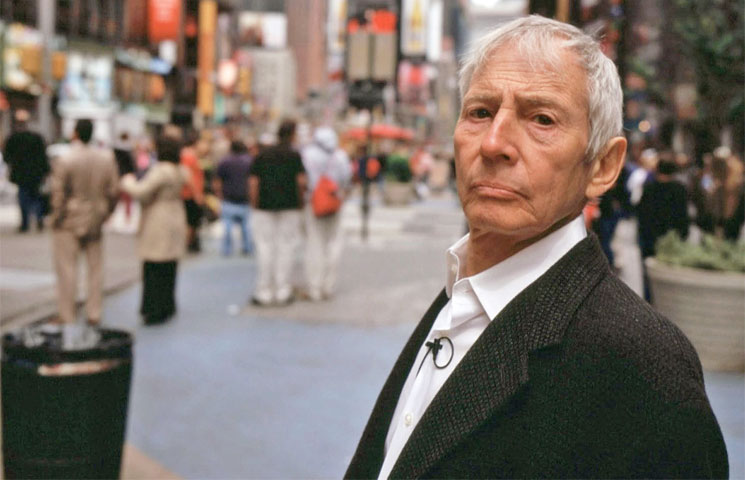 Robert Durst Says He Regrets Appearing on 'The Jinx'