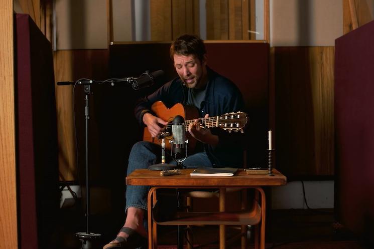 Watch Fleet Foxes' Robin Pecknold Perform a Tiny Desk Home Concert