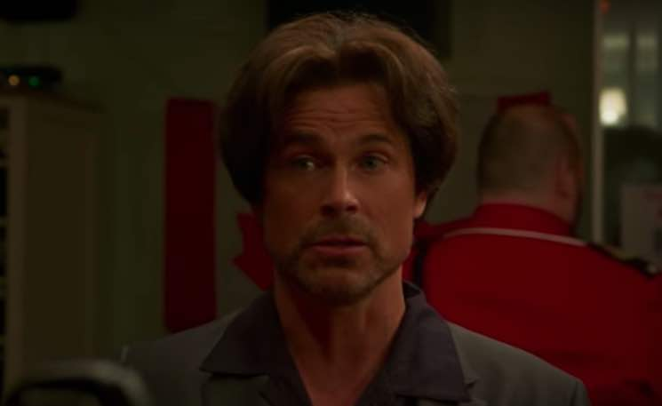 Rob Lowe Is Apparently Obsessed with the Halifax Explosion