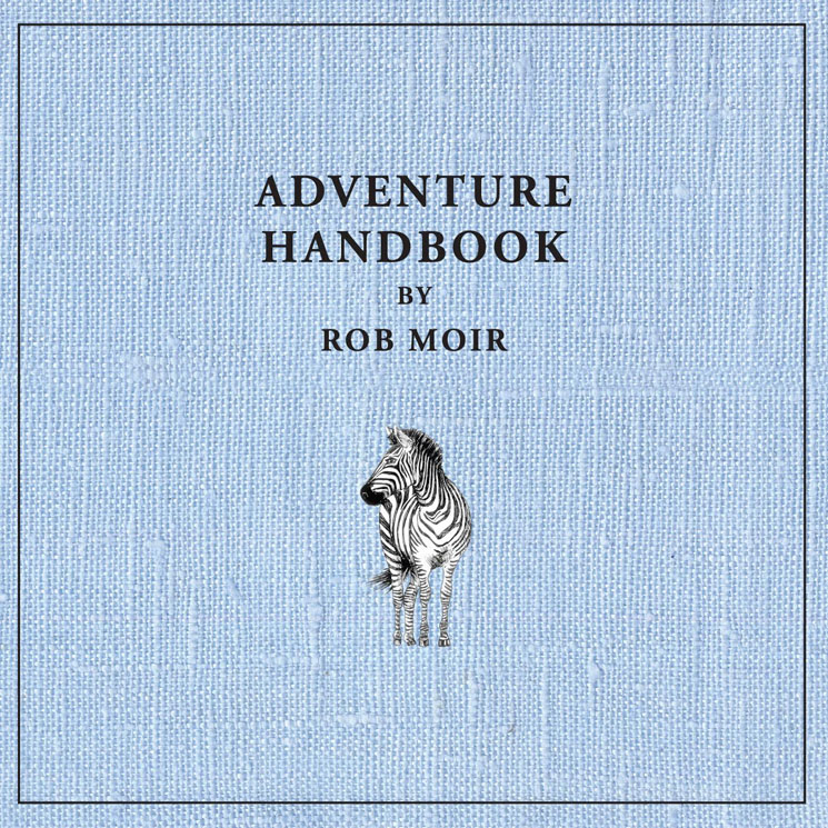Rob Moir 'Adventure Handbook' (album stream)